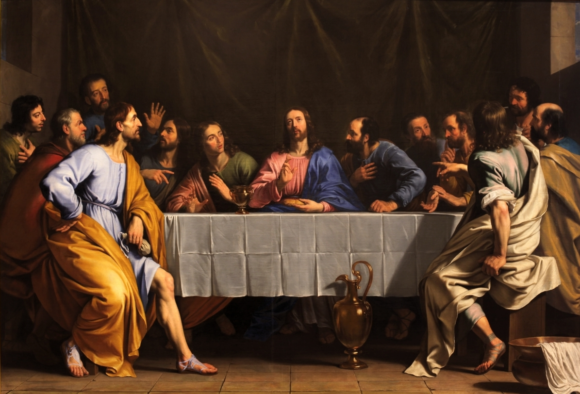 Art Gallery Philippe de Champaigne Last Supper