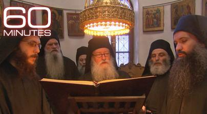 Monks of Mount Athos